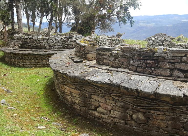 Pérou Voyage ruines de Kuelap