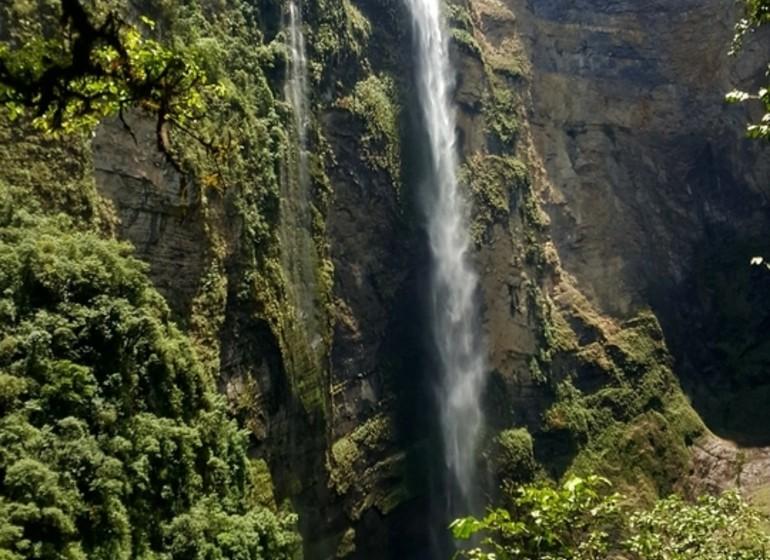 Pérou Voyage Cascade de Gocta