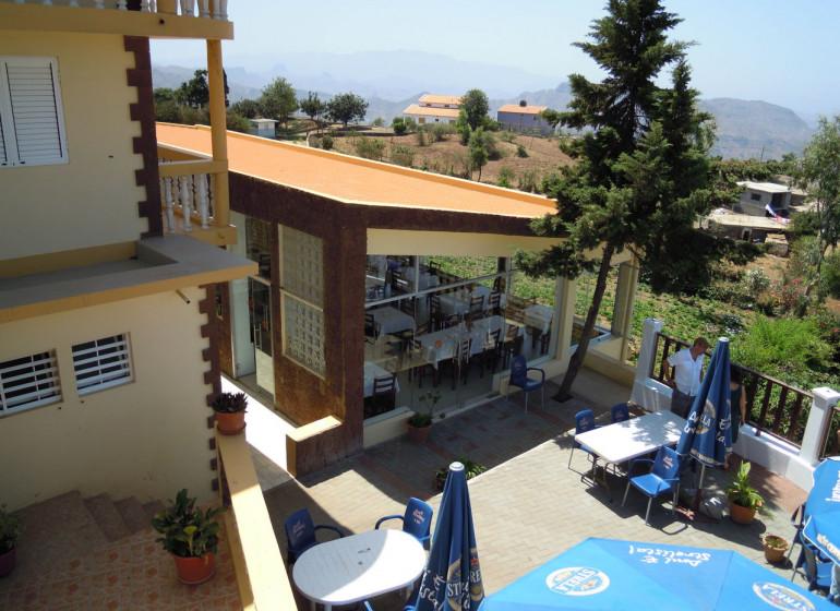 Quinta da Montanha Hotel**(*), Santiago, Cap Vert