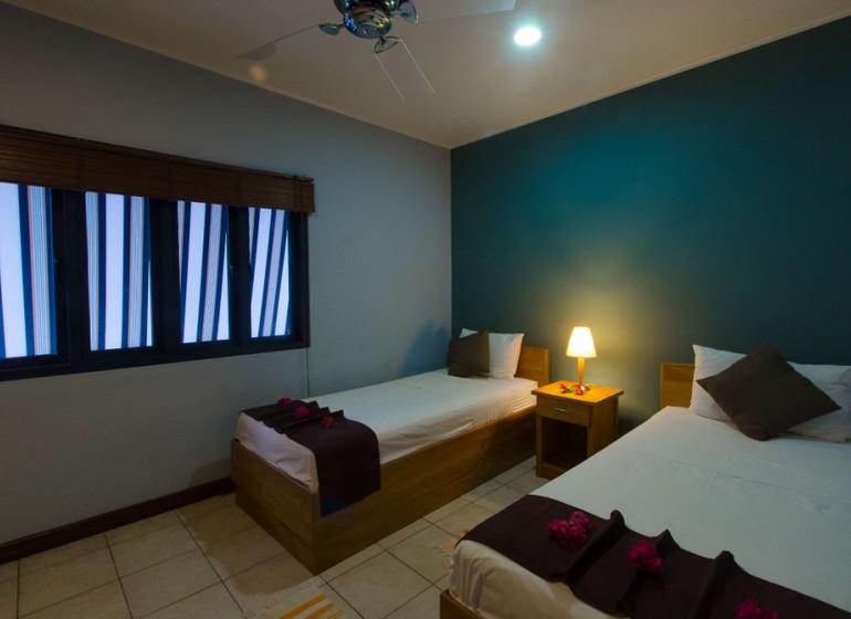 Appartements Pieds dans l'Eau, Mahe, Seychelles