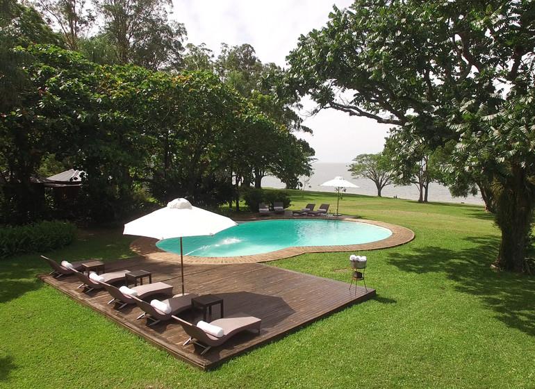 Argentine Voyage Esteros del Ibera Puerto Valle piscine