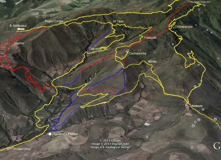Patchwork des Andes
