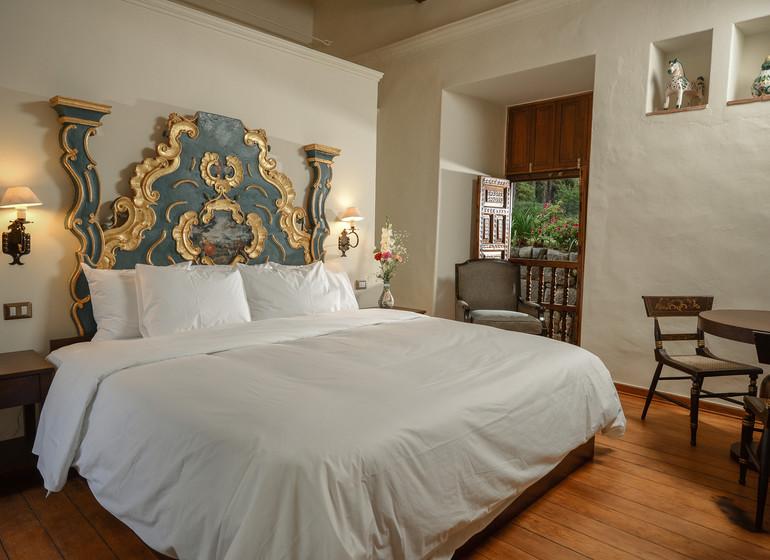 Pérou Voyage Cusco Palacio Manco Capac chambre III