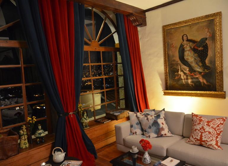 Pérou Voyage Cusco Palacio Manco Capac coin séjour
