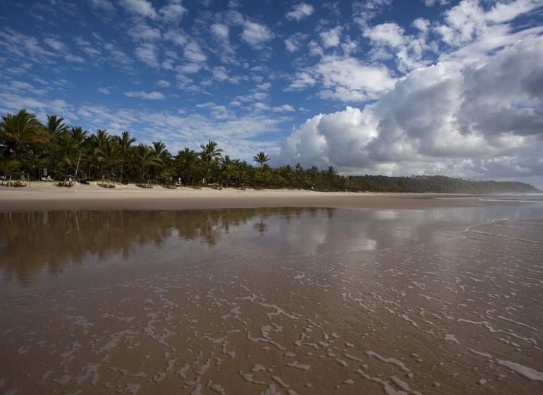 Brésil Voyage Txai Resort plage Itacarzinho