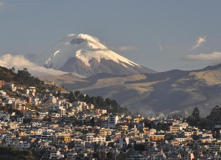 Equateur Voyage Quito
