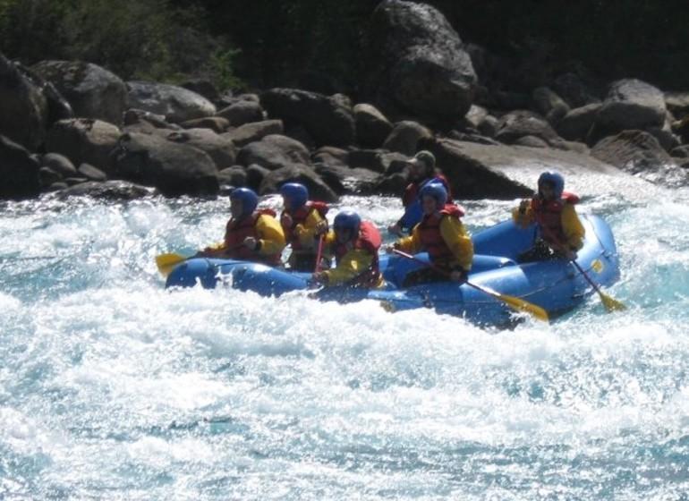 Chili Voyage Carreterra Austral Mallin Colorado excursion rafting