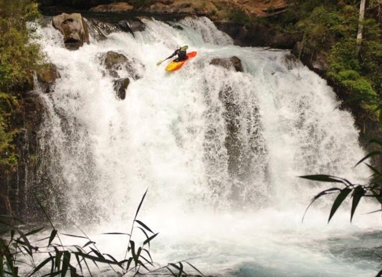 Chili Voyage Vira Vira andbeyond kayaking osé