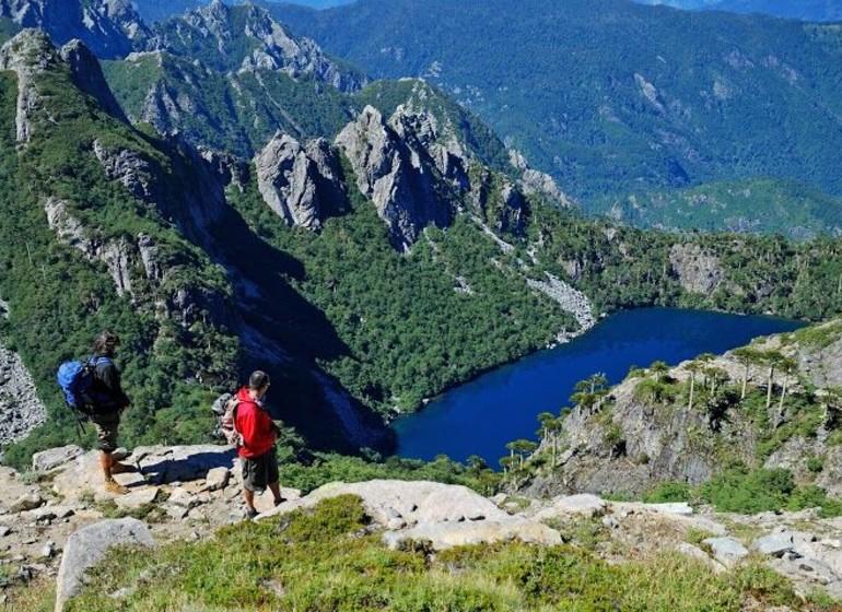 Chili Argentine Région des Lacs rando
