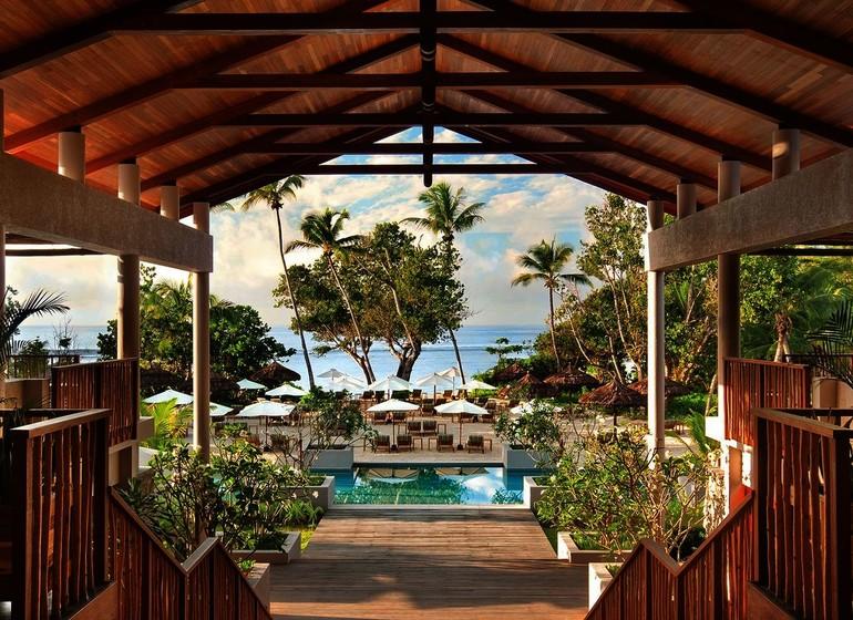 Hotel Kempinski, Mahe, Seychelles