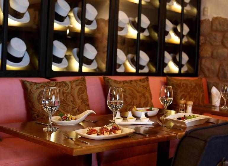 Pérou Voyage Cusco Mercado Tunqui restaurant