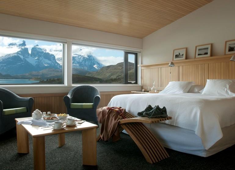 Chili Voyage Explora Patagonia chambre double cordillera