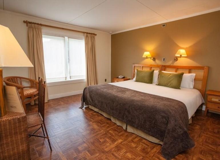 Chili Voyage Lakutaia Lodge chambre double