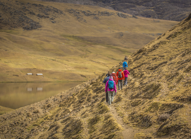 Pérou Voyage Explora Vallée Sacrée excursion rando