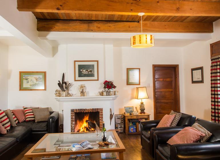 Argentine Voyage Patagonie Huechahue Ranch living