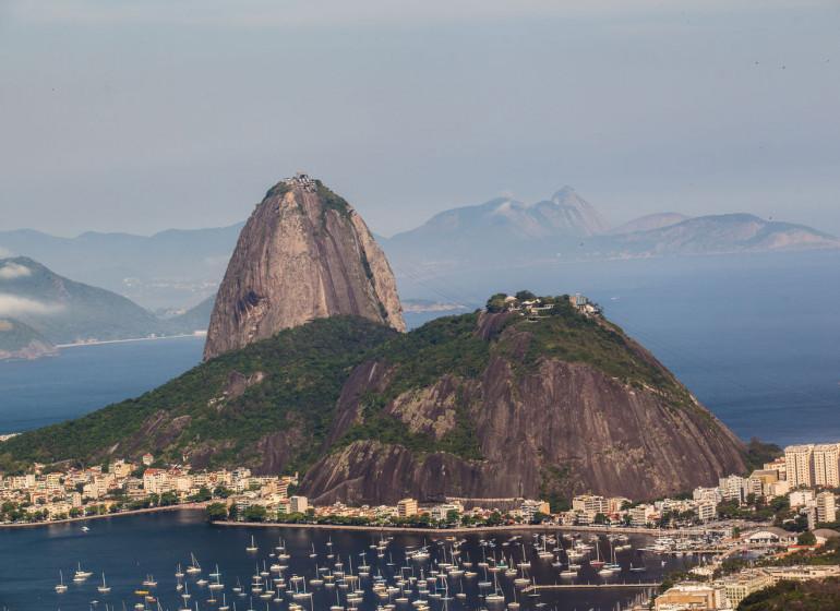 Brésil Voyage Rio Pain de Sucre