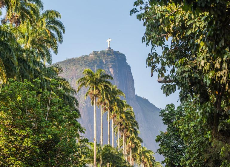 Brésil Voyage Rio de Janeiro Corcovado