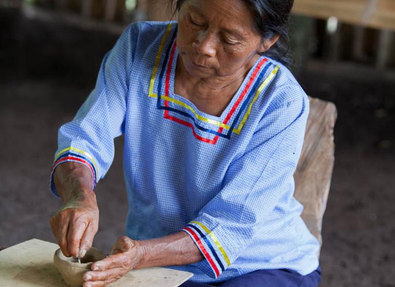 Equateur Voyage artisanat céramique