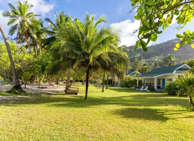 Hotel Chalets d'Anse Forbans, Mahe, Seychelles