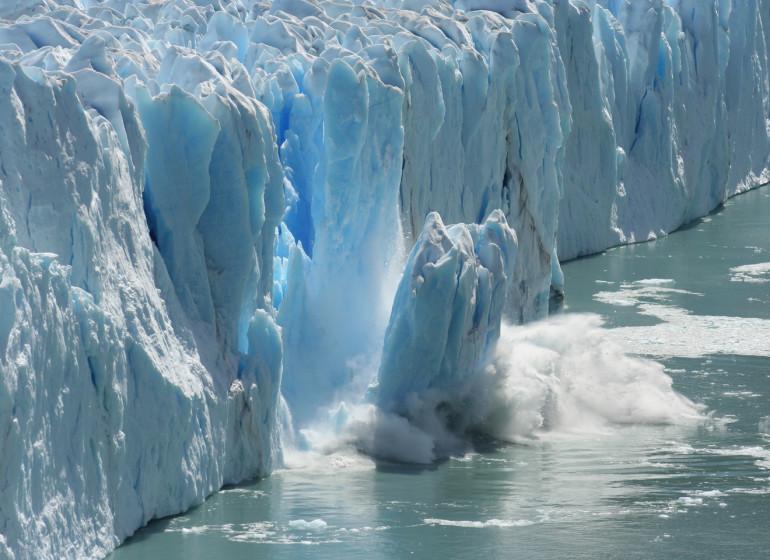 Argentine Voyage Perito Moreno bloc de glace