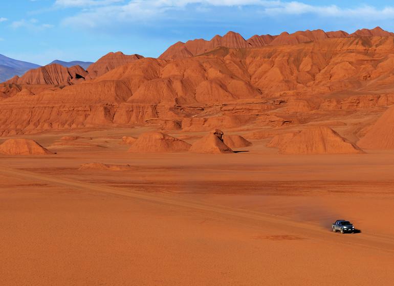Argentine Voyage Tolar Grande