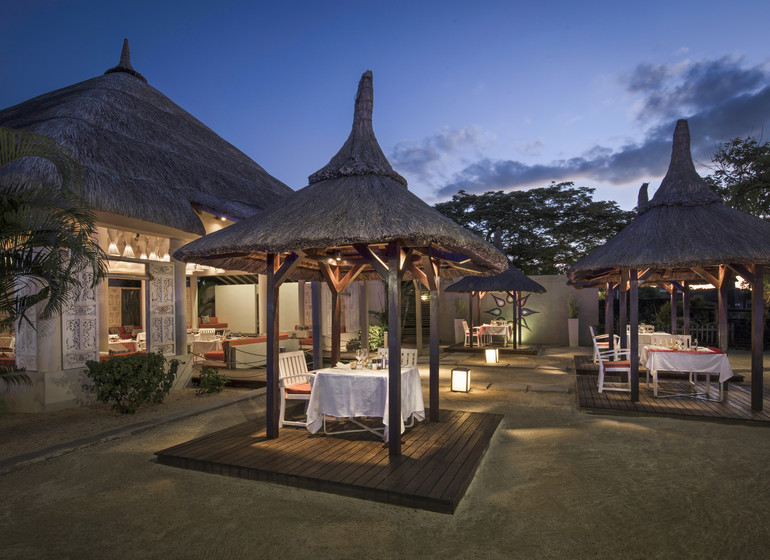 Hotel Solana Beach, Maurice
