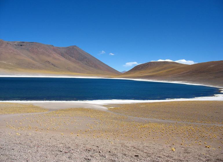 Chili Voyage Atacama lagune