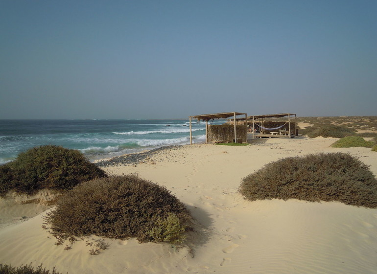 Spinguera Ecolodge, Boavista, Cap Vert