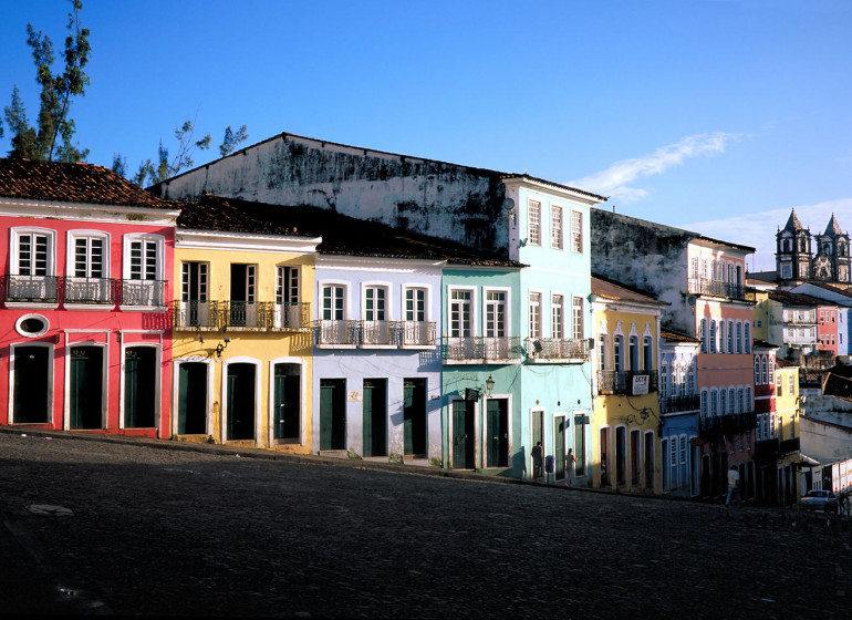 Brésil Voyage Salvador de Bahia Pelourinho