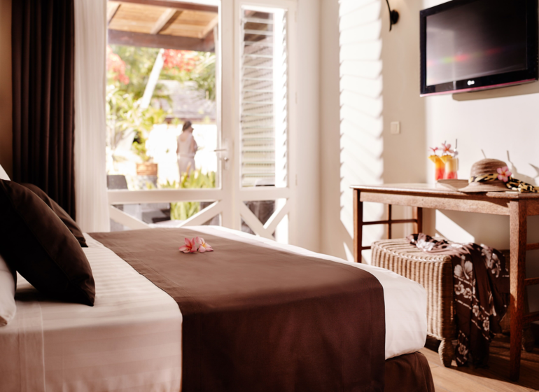 Iloha Seaview Hotel, Reunion