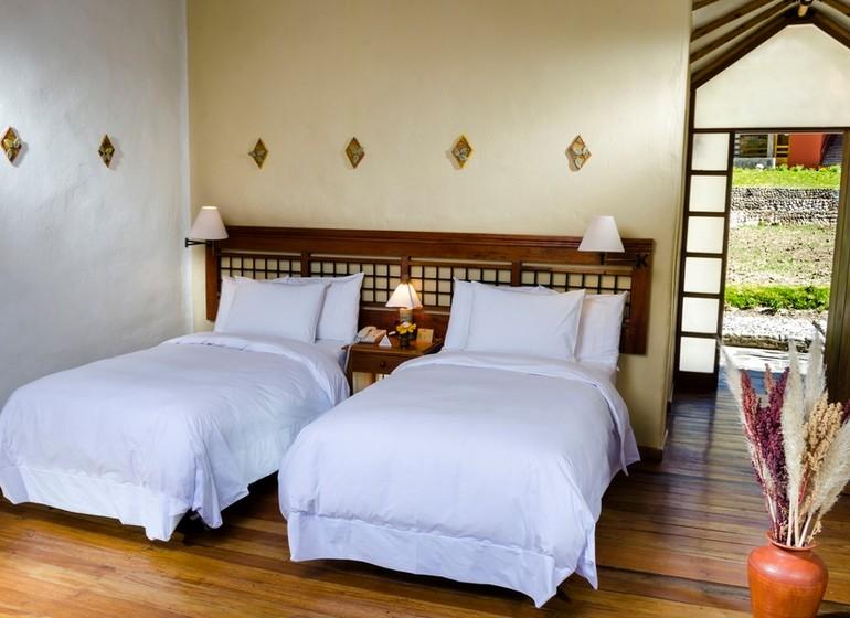 Pérou Voyage Colca Lodge chambre standard