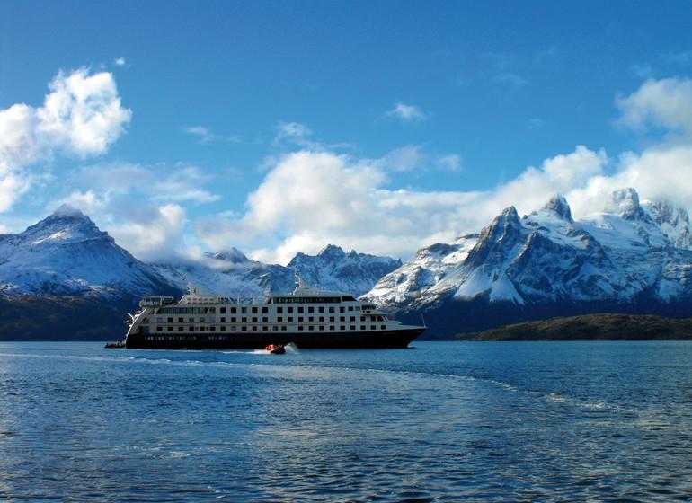 Chili Patagonie Voyage Croisière Australis Ventus et Stella
