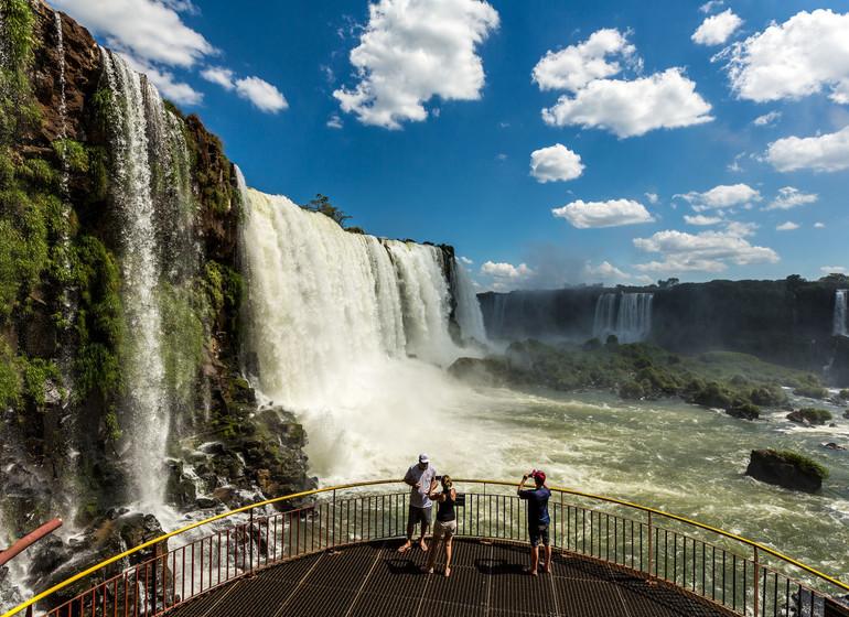 Argentine Voyage Chutes d'Iguaçu