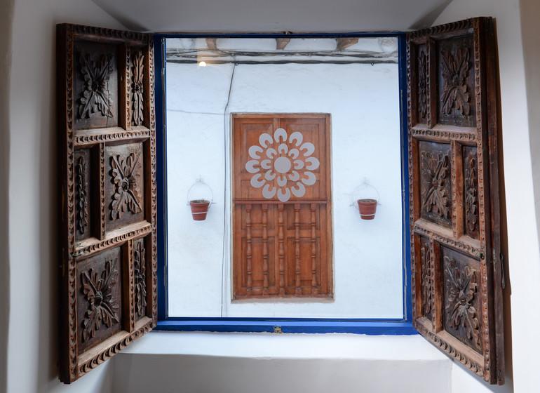 Pérou Voyage Cusco Quinta San Blas Entrée