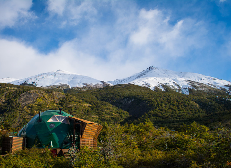 Chili Voyage Torres del Paine Ecocamp