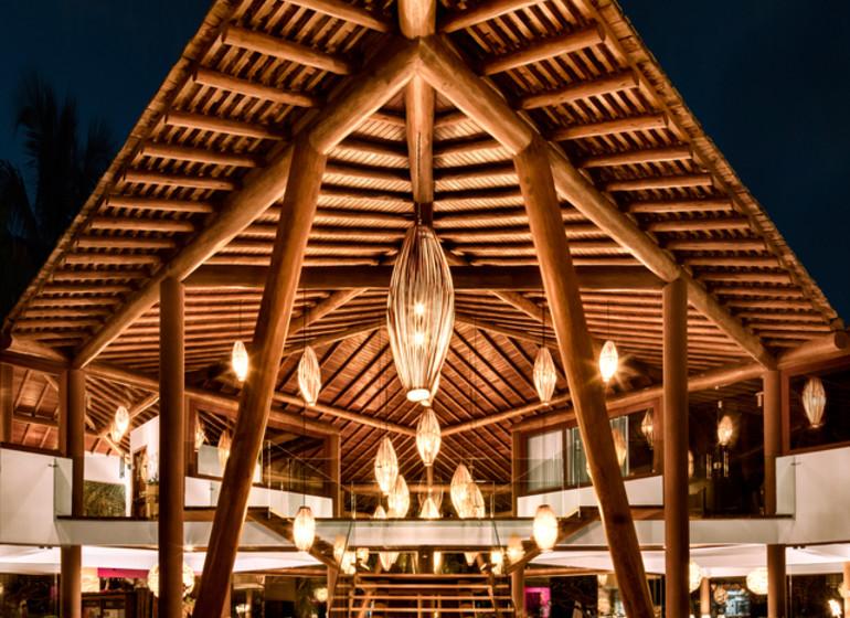 Brésil Voyage Campo Bahia Hotel bar