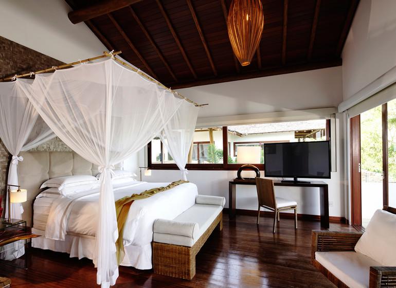 Brésil Voyage Campo Bahia Hotel suite