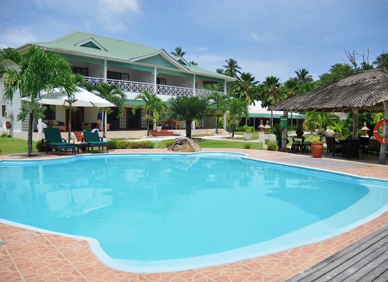 Hotel L'Habitation Cerf, Seychelles