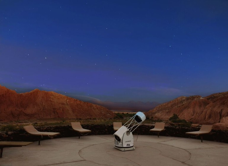 Chili Voyage Alto Atacama observatoire