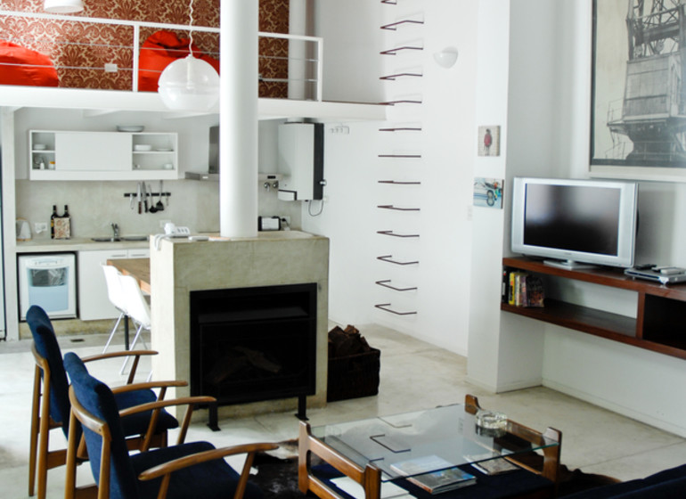 Argentine Voyage Buenos Aires Home Hotel Loft I