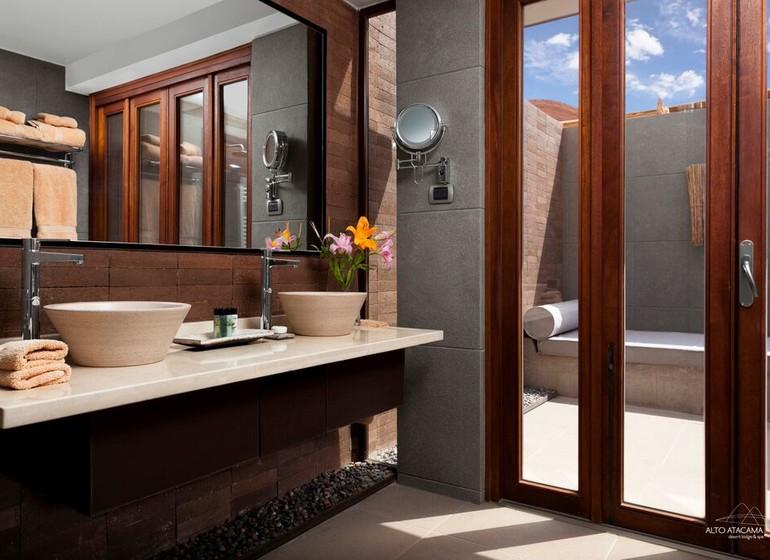 Chili Voyage Alto Atacama salle de bains