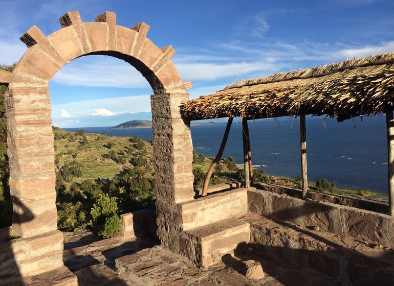Pérou Voyage Titicaca Taquile