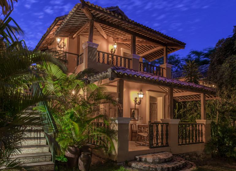 Brésil Voyage Pipa Toca da Coruja bungalow spécial