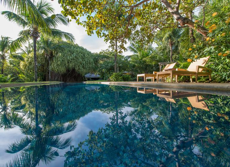 Brésil Voyage Pipa Toca da Coruja piscine II