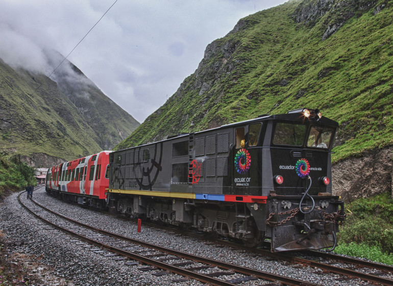 Equateur Voyage Nariz del Diablo