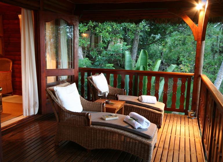 Hotel Cerf Island, Seychelles