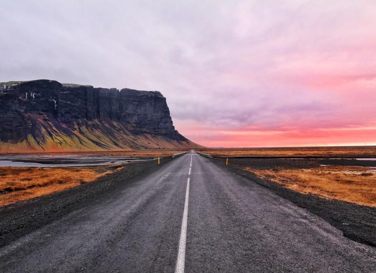 La grande boucle Islandaise