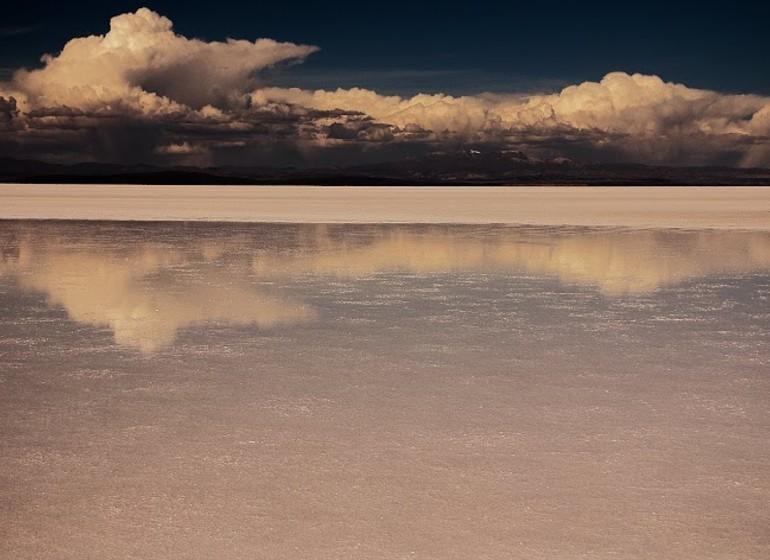 Bolivie Voyage Uyuni