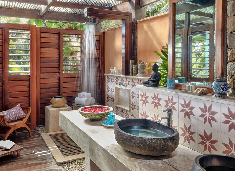 Brésil Voyage Zorah Beach salle de bains