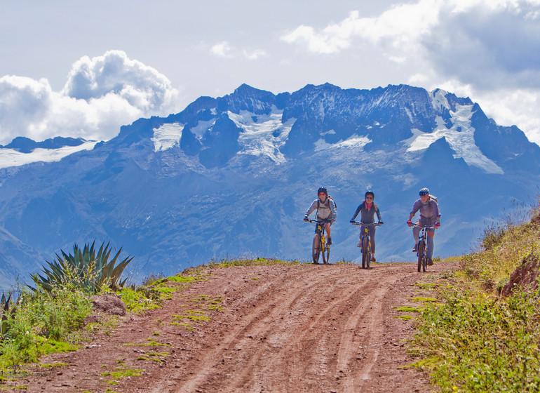 Pérou Voyage Vallée Sacrée en VTT